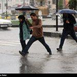 احتمال وقوع رگبار و سیلابی رودخانهها در تهران و ۸ استان کشور در روز سهشنبه