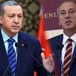 محرم اینجه ترجیح اردوغان برای دور دوم انتخابات ریاست جمهوری ترکیه