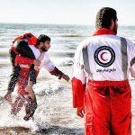 هلال احمر از سر بیتولی گری به امداد ساحلی ورود میکند