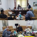جلسه طرح مشکلات اصناف با سرپرست فرمانداری ویژه شهرستان دزفول