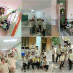 #رزمایش_خدمت بسیج برای #محرومیت_زدایی در مدارس روستاهای #دزفول در آستانه سال تحصیلی جدید