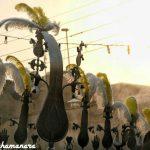 عکس: تصاویر زیبا از شور و عزاداری مردم دزفول در عاشورای ۹۷