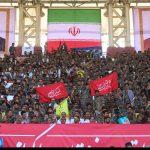 رزمایش ۳۰ هزار نفری اقتدار عاشورایی بسیجیان خوزستان