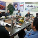 واحدهای تولیدی برتر شمال خوزستان در حوزه بهداشت تجلیل شدند