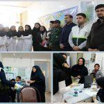 دانشجویان جهادی آزاد دزفول در روستای شنگر خدماترسانی کردند+ تصاویر