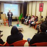 برگزاری نهمین گردهمایی اعضای انجمن قصه شهرستان دزفول