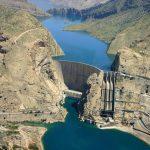 کاهش خروجی سدهای خوزستان