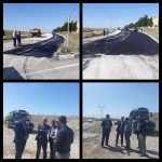 رفع گره ترافیکی بلوار شهید دانش به مهر شهر